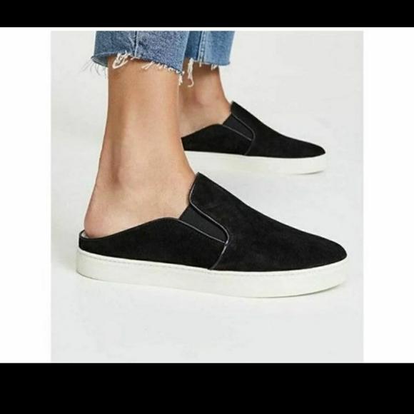 vince mule sneakers